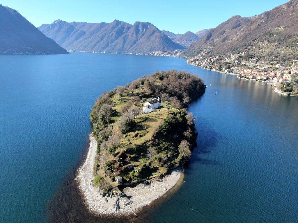 Island Comacina - Lake Como