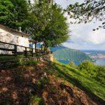Wonderful path in Cernobbio