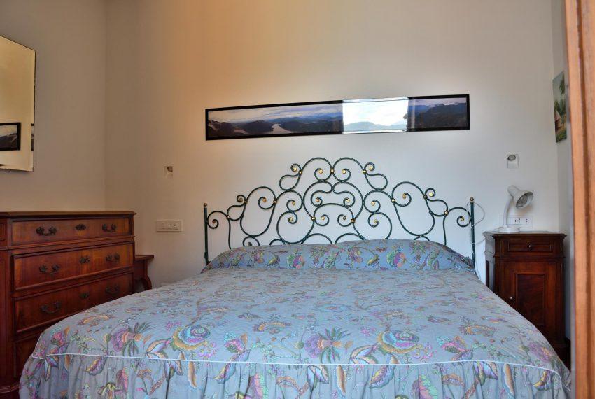 Double bedroom Argeno apartment
