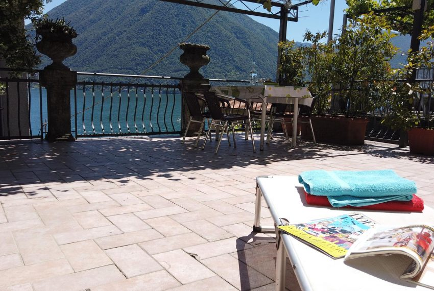 Enjoy your time in Argegno