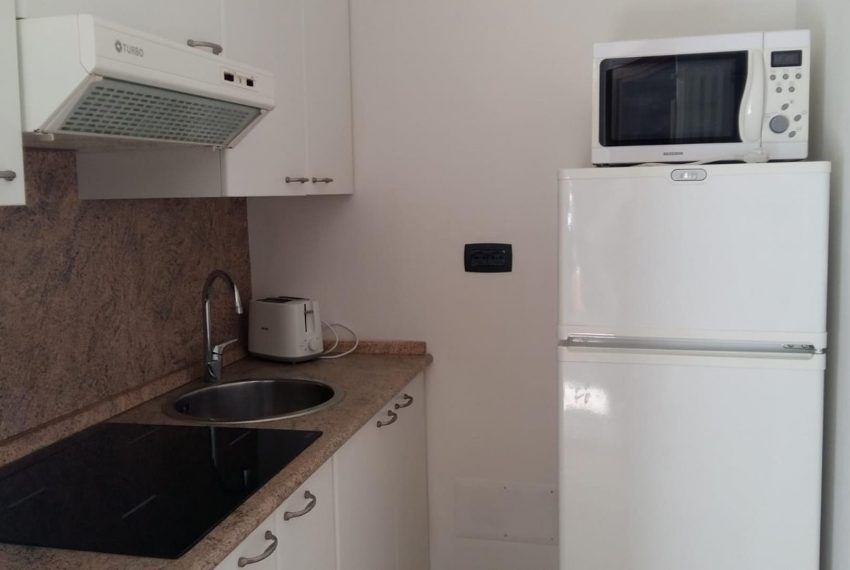 Kitchen Argegno House For Rent