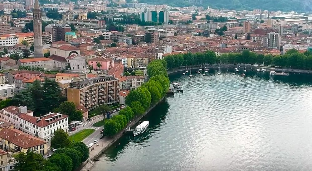 Lecco and its monumets