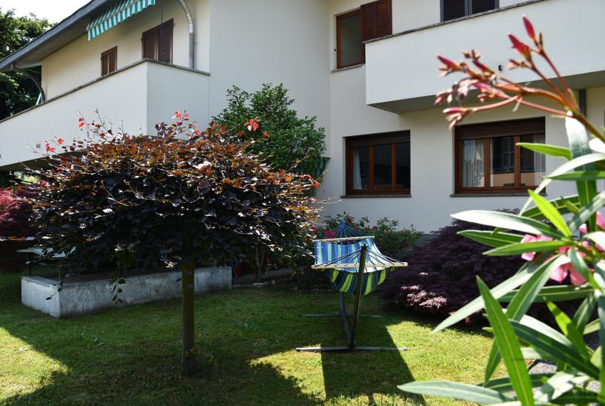 Outdoor Bellagio apartment