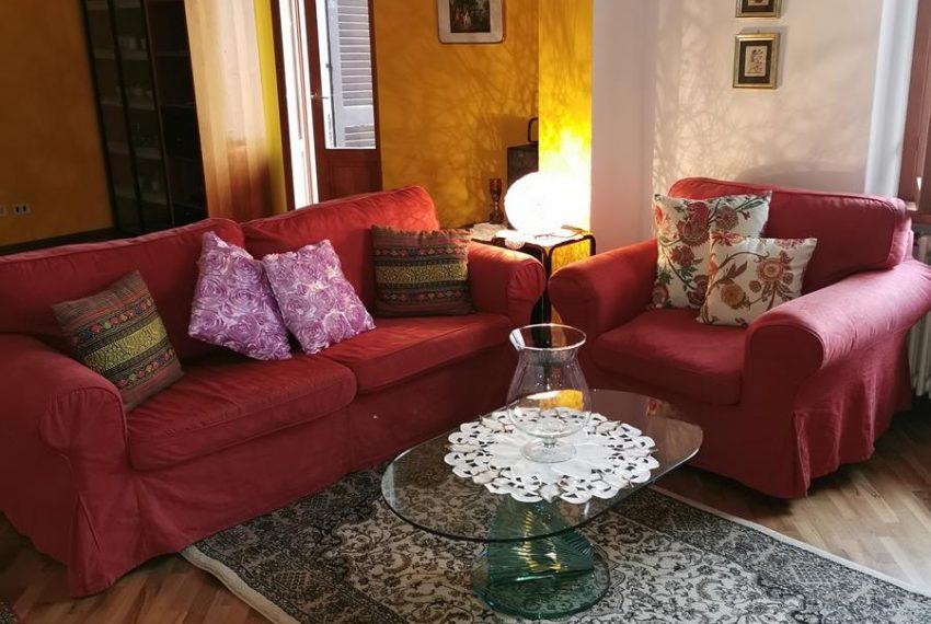 relaxing area Apartment in Villa Lake Como