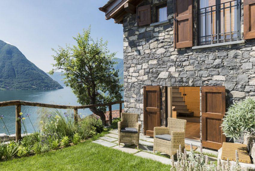Villa near Argegno - Lake Como