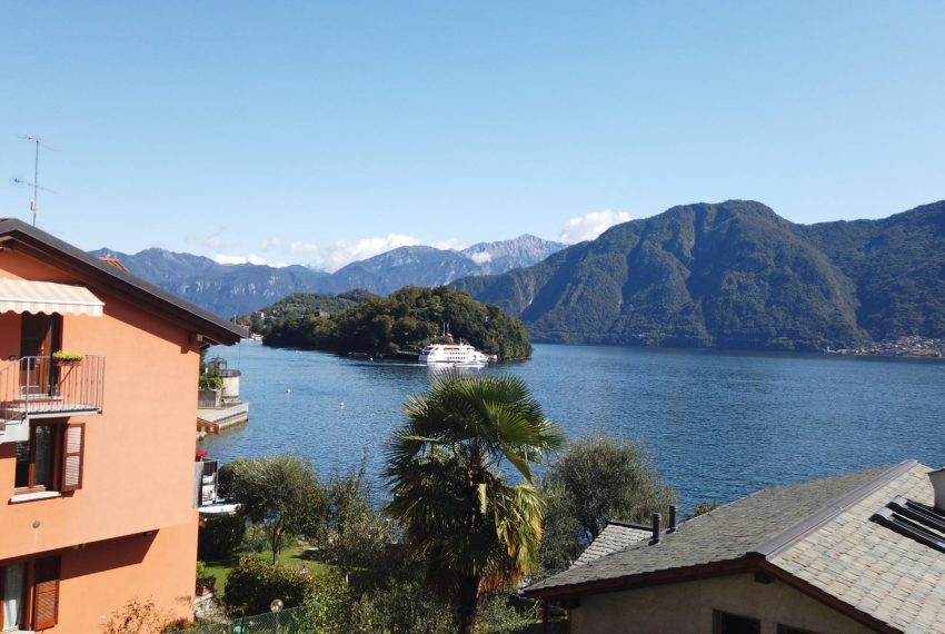 1. Lake Como view