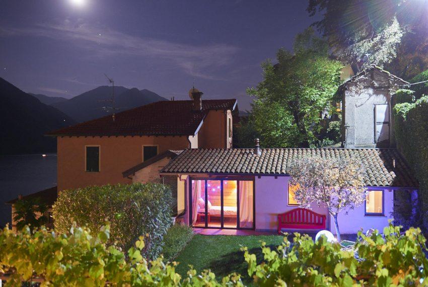10.Fantastic accomodation on Lake Como