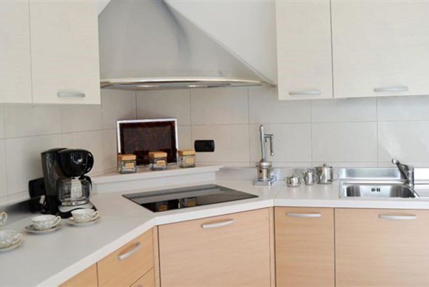 11. Kitchen detail - Lake Como apartment