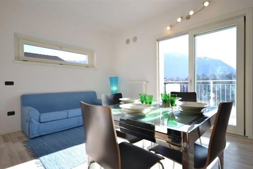 12. Dining room - apartment Ossuccio