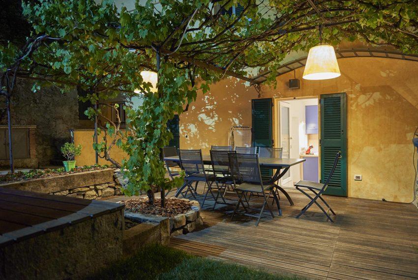 13.Dinner time holiday house Lake Como
