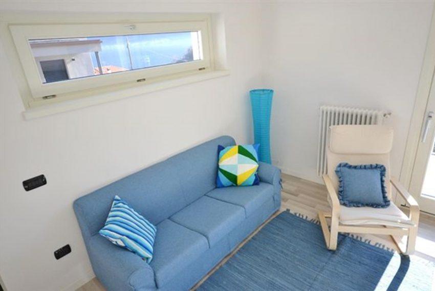 15. Lounge Ossuccio apartment Lake Como