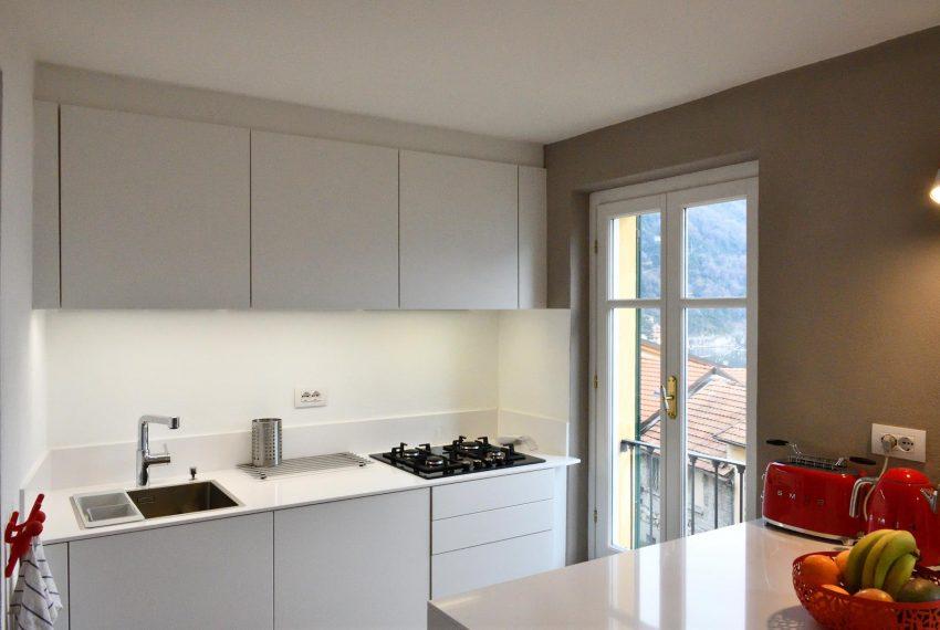 19a. New kitchen Mi Ca' Argegno Lake Como