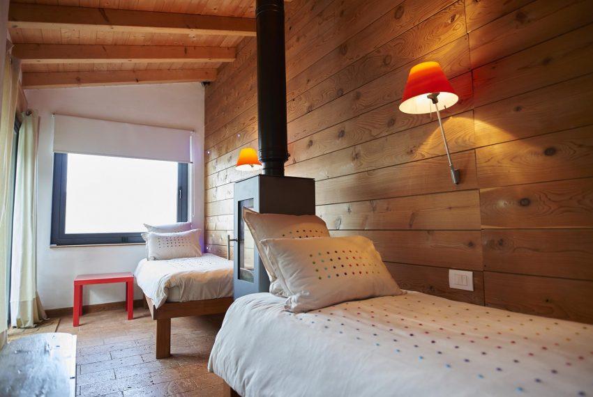 22.Nice bedroom Argegno house Lake Como