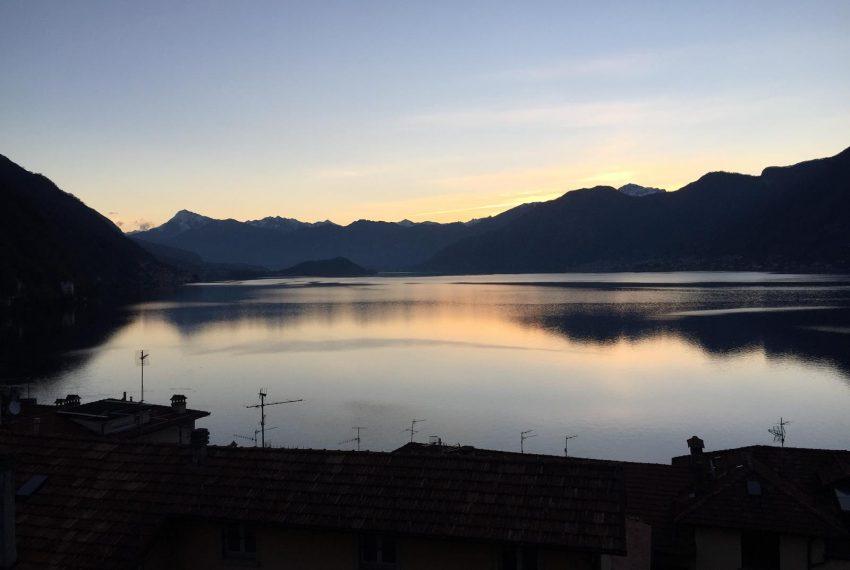 24.Argegno sunset Lake Como