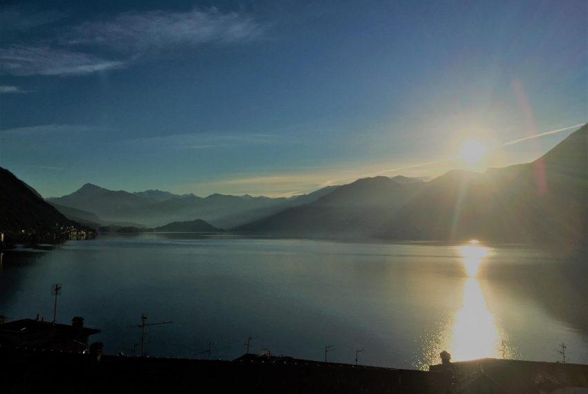 26.Lake Como view Argegno Villa