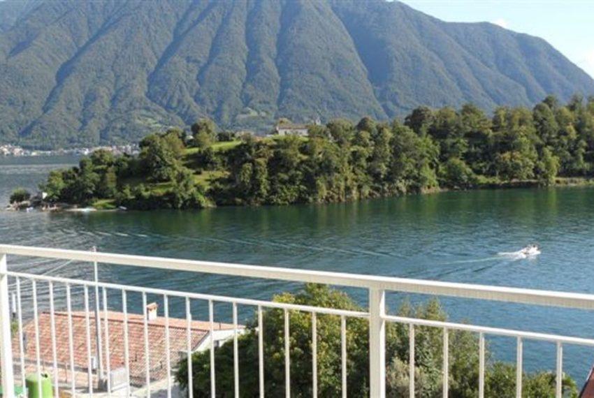 4. Terrace view Isola Comacina