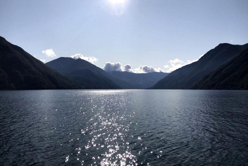 A beautiful day Lake Como