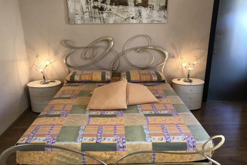 Apartment Lezzeno Lake Como - Modern bedroom