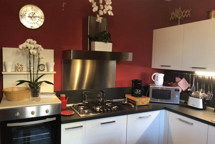 Lezzeno apartment - Kitchen utilities