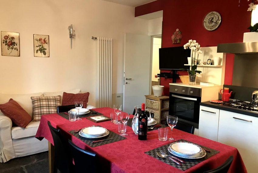 Lezzeno apt - Kitchen