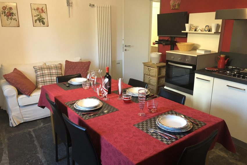 Lezzeno apt Lake Como - Dining room