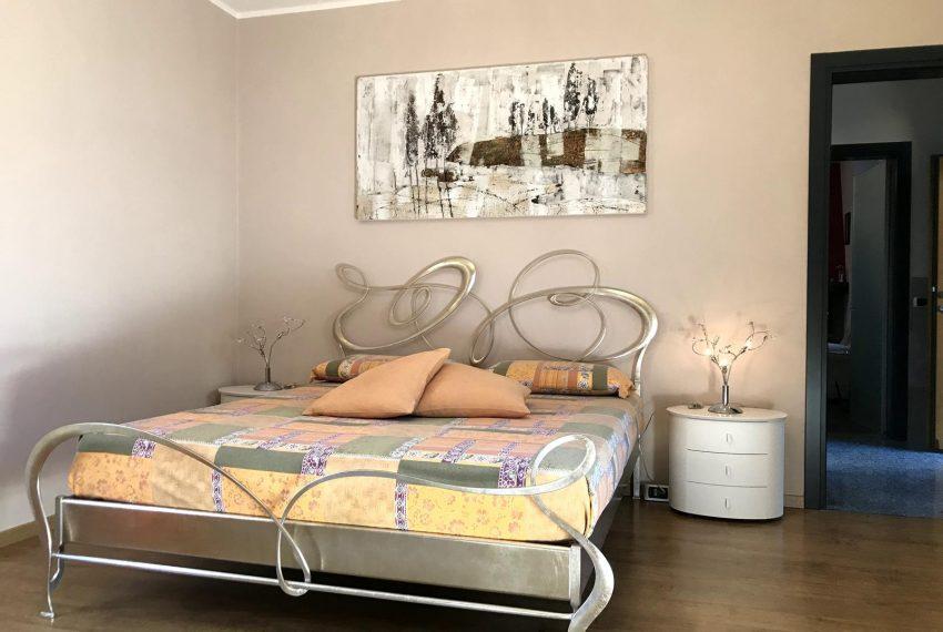 Lezzeno apt - Leke Como bedroom