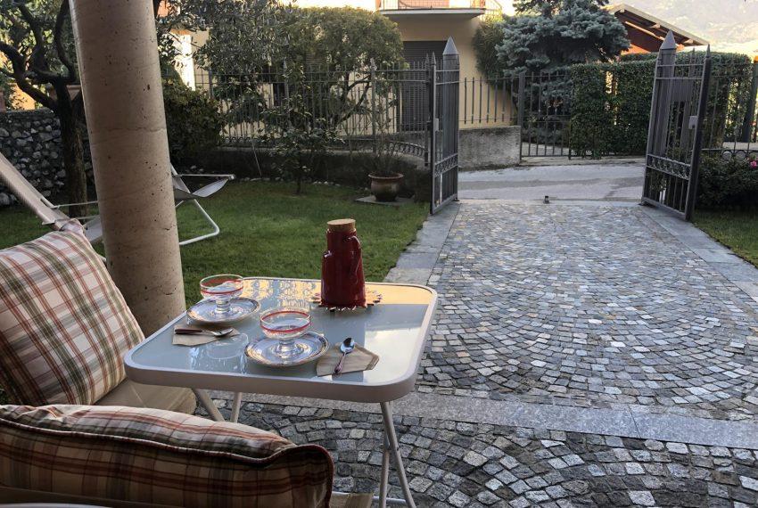 Modern apartment Lezeno - quite place