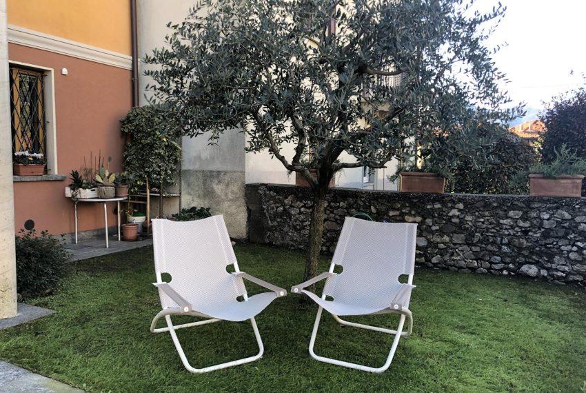 Modern apartment Lezzeno - area relax