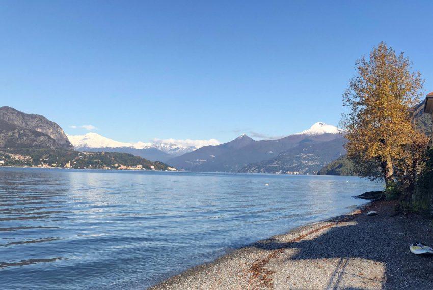Nice beach close to the apartment - Lake Como