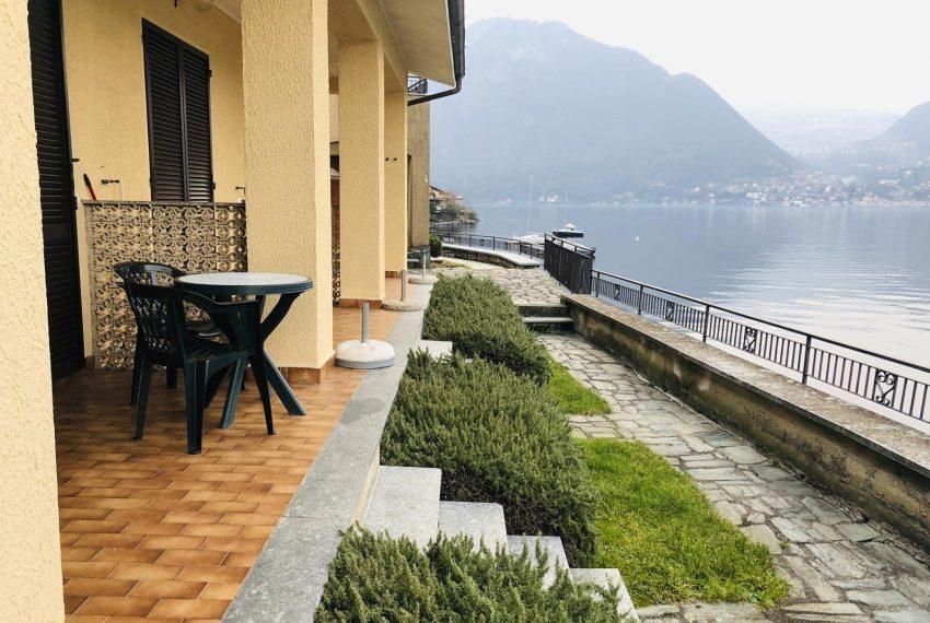 2. apartment on Lake Como holiday rental Lezzeno