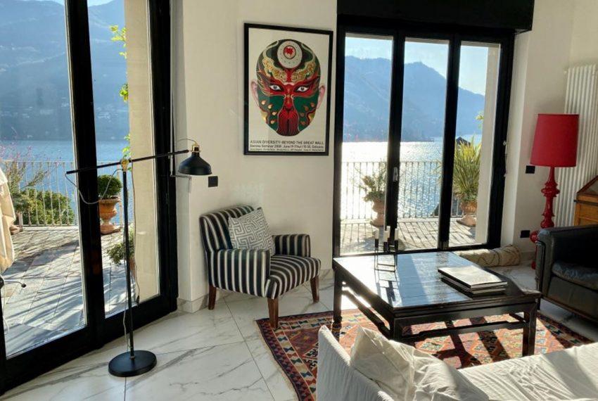 24. Carate Urio apartment for rent