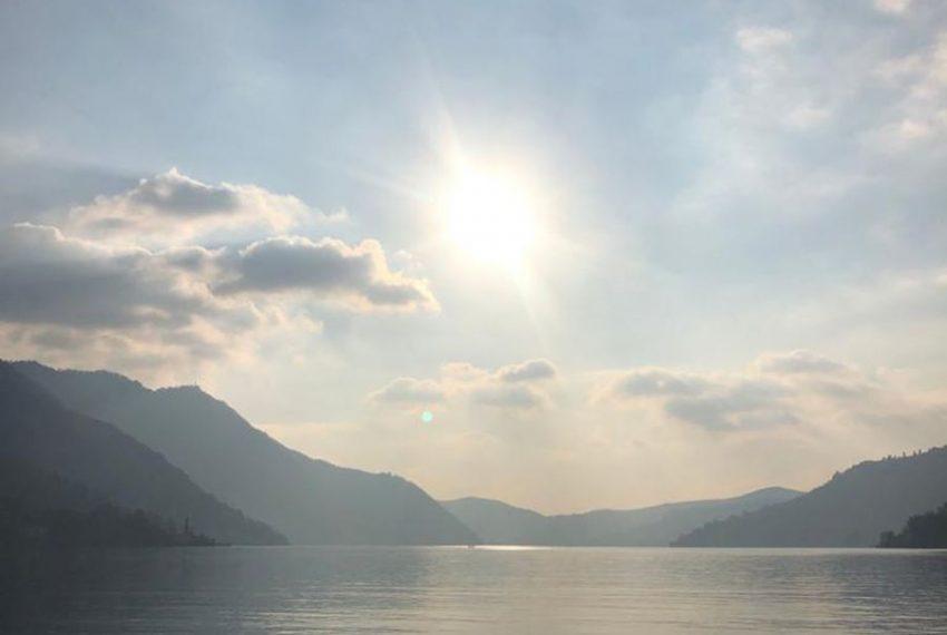 46. Carate urio beach Lake Como