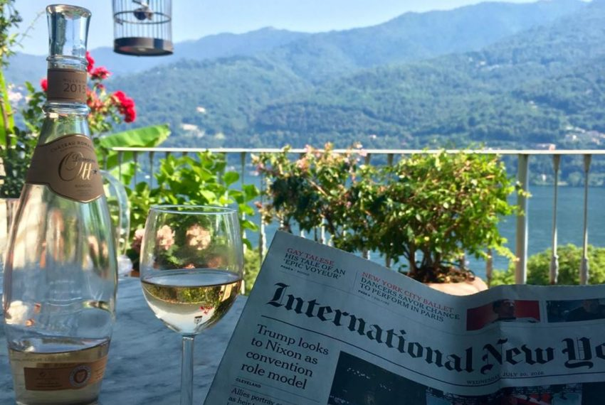 5. Elegant apartment for rent Lake Como