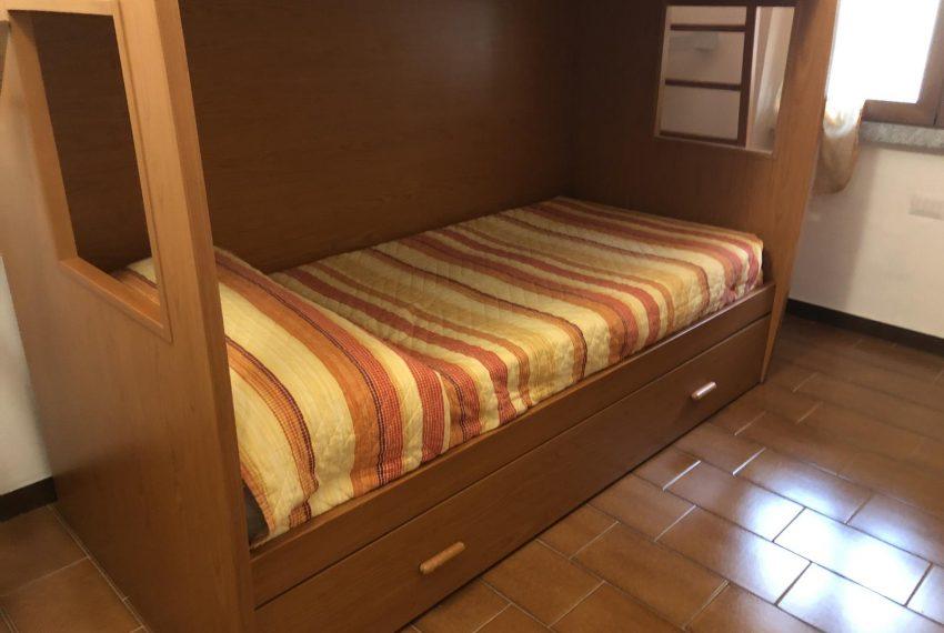 7. Single bad Lezzeno vacation rental
