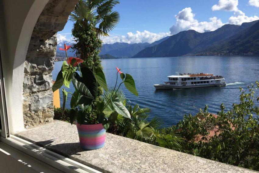 2. Lake Como view