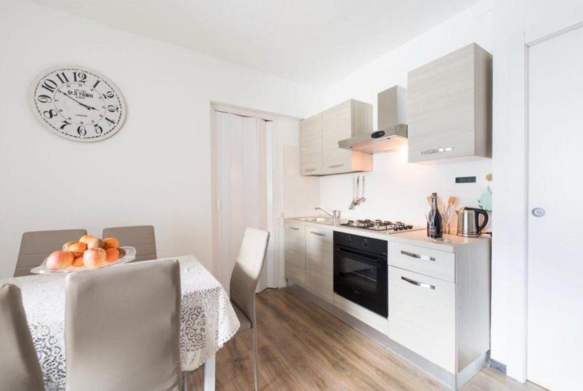 3. Apartment in Argegno kitchen