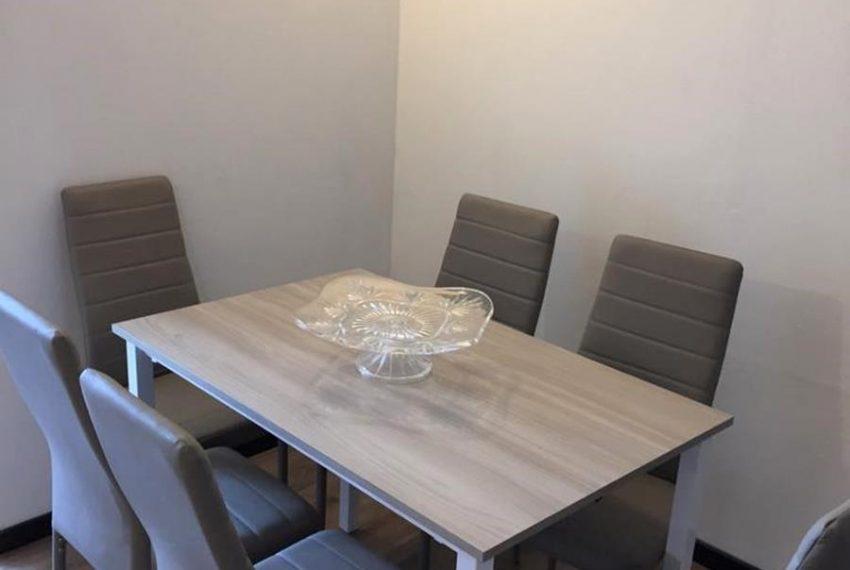 5. Dining area apartment in Argegno