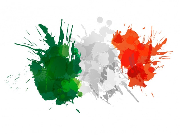 The Italian colors