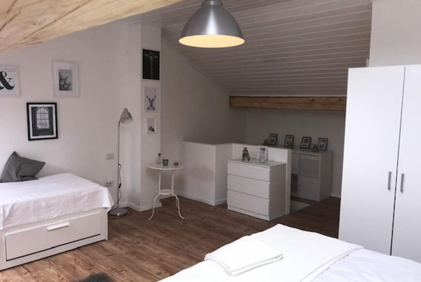 10. Bedroom Villino near Argegno