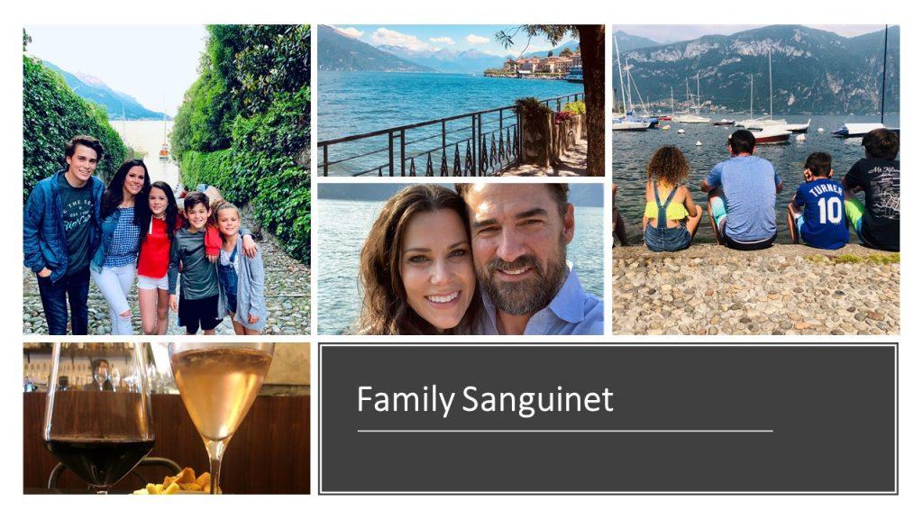 Family Sanguinet