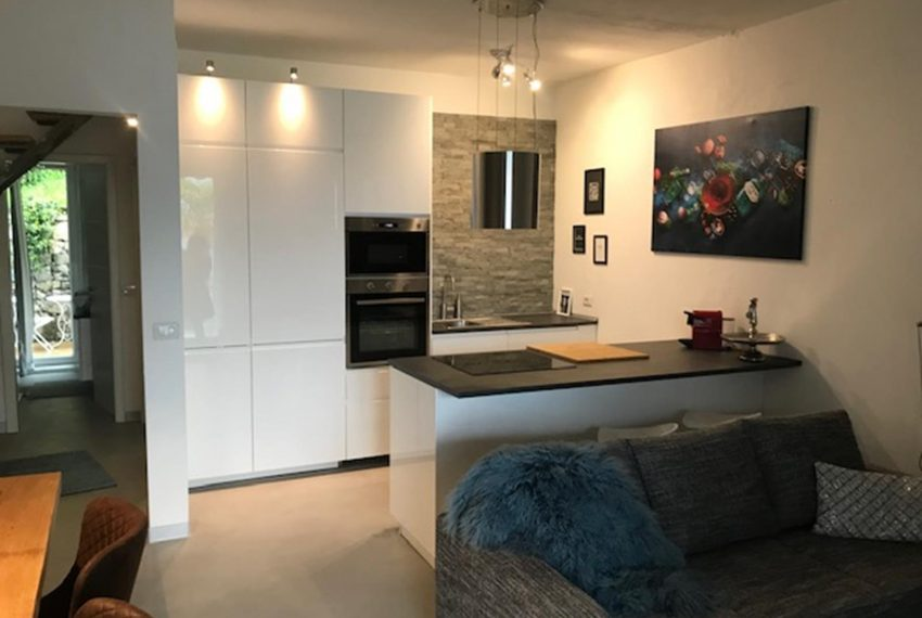 5. Kitchen Villino near Argegno