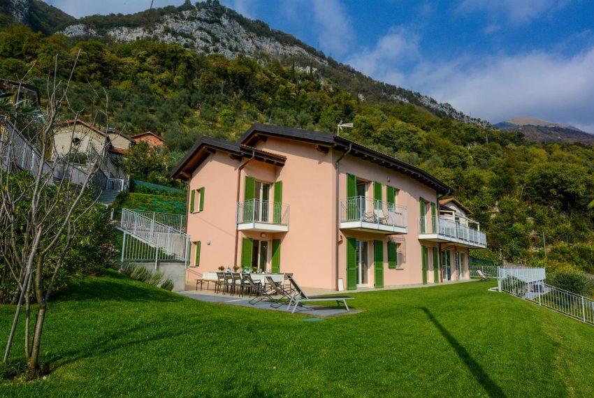1. Villa Ossuccio for rent