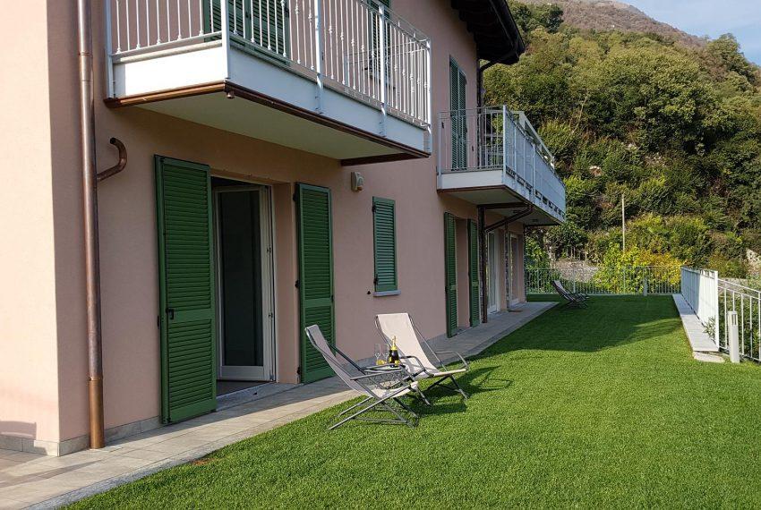 10. Villa Lake Como with garden