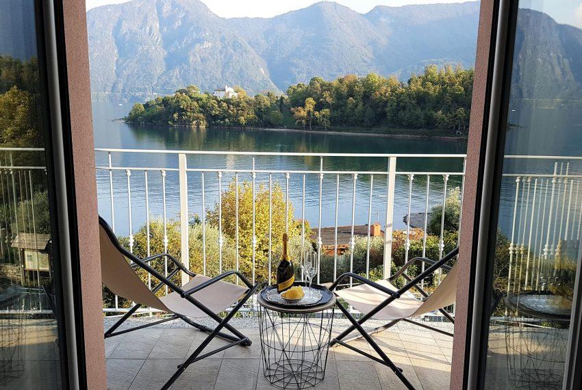 12. Beautiful view Villa Ossuccio Lake Como