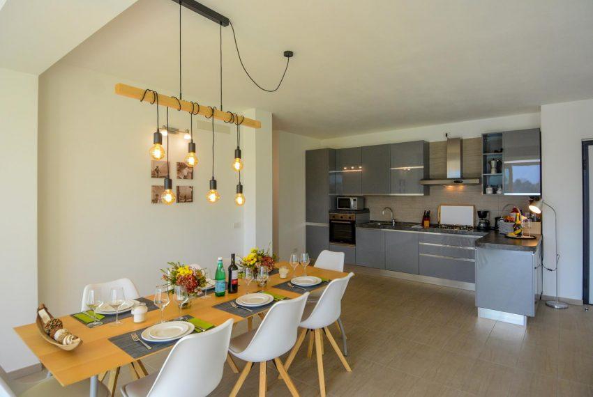 16. Villa Ossuccio dining room