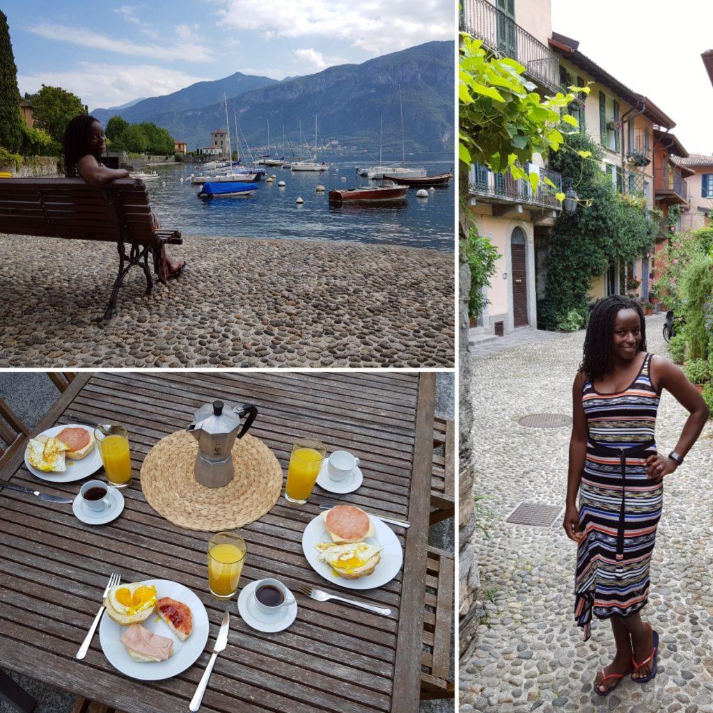 Holiday on Lake Como