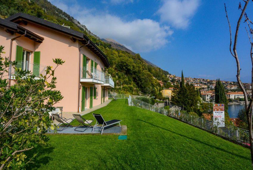 2. Villa Ossuccio with garden and pool