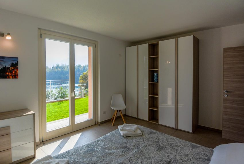 22. Bedroom Villa Ossuccio ground floor