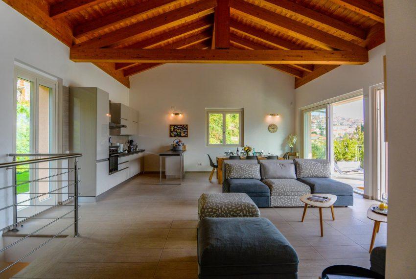 27. Open space first floor Villa Ossuccio