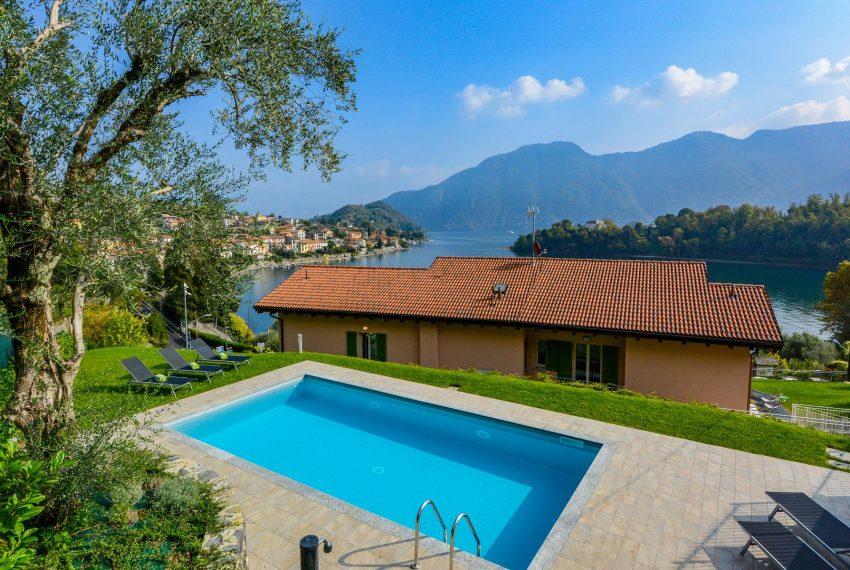 4. Villa Ossuccio with pool